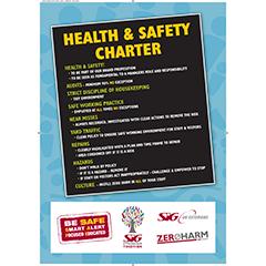 Health and safety charter