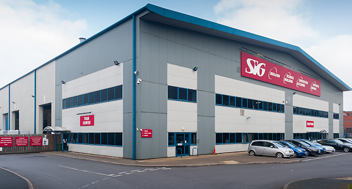 SIG large factory